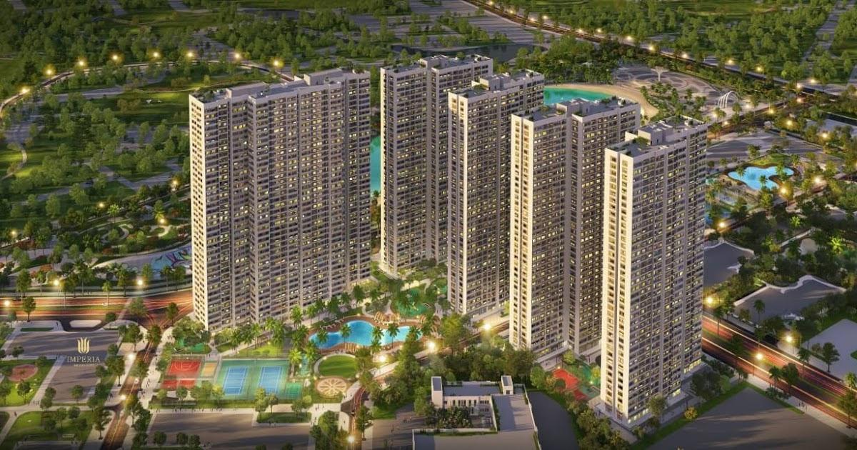 Sinh lời cao với việc đầu tư tại Imperia Smart City