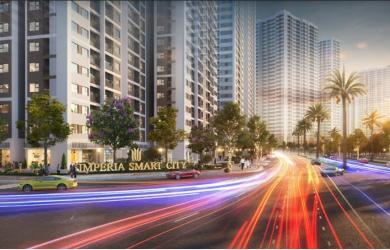Imperia Smart City hội tụ mọi yếu tố của khu đô thị thông minh